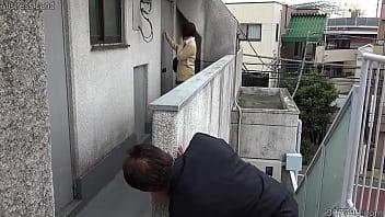 Japanese femdom sherry in school uniform trains a man
