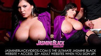 Jasmine Black busty maid seduced licks pussy like a champ Holly Davis