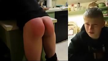 Girl Masturbates With Dildo