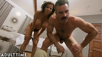 Husband Cucked by His Busty MILF & Hunk in Uniform