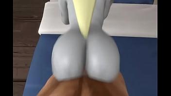 derpy butt mlp
