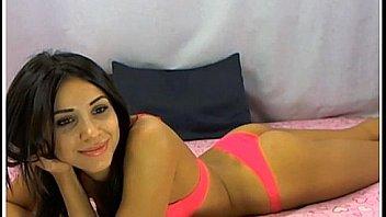 Chick latina teen sexy raver