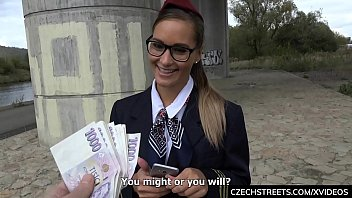 Czech Streets - Stewardess