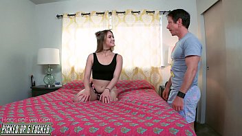 new girl Kenzie gets Cream pie from Laz Thumbnail