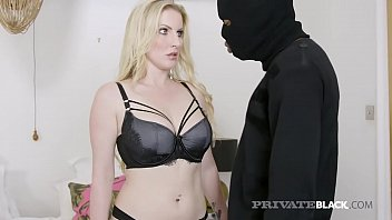 Watch Voluptuous MILF Georgie Lyall breaks into her ex's father in law's house to shoot a raunchy video & fucks, rides & takes it behind from a lucky Big Black Cock! Full Flick At PrivateBlack.com! preview