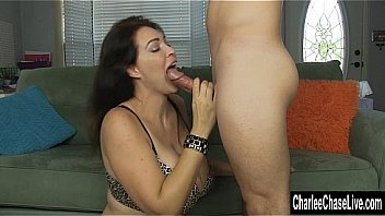 Busty Slut Charlee Chase LOVES Dick - CharleeChaseLive.com Thumbnail