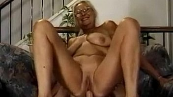 Watch Horny Granny Riding Her Big Son In Law preview