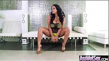 Watch Hard Anal Bang With Big Round Wet Oiled Butt Girl (kiara mia) vid-19 preview