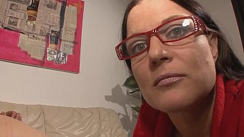 Extrem Gesichtsbesamung - Deutsche dicke Titten tattoo Bitch mit roten haaren