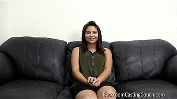 Backroom Casting Couch, First Time Anal