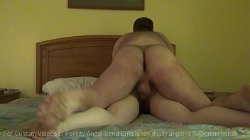 Girl With Hairy Pussy Gets Fucked and gets Creampied