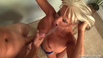 Sally D'Angelo wants cum