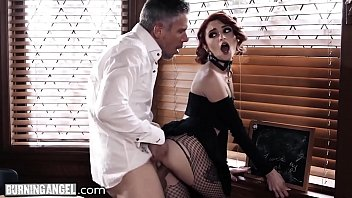 Slutty Emo Schoolgirl Punished in Her Ass by Hung Teacher