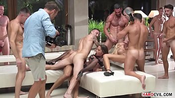 Five Girls and a handful of Boys! - Group Therapy