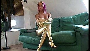 hot spandex girl