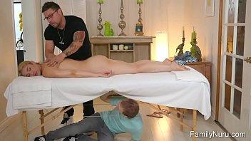 Sex at massage centre