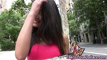Teen slut_gets cum facial Thumbnail