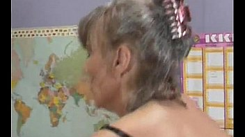 Riktigt otacka mormor gruppsex