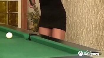 milf open pussy home