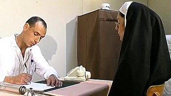 Fuck-machines ravage horny nun