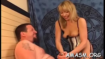 Humiliation with amateurs