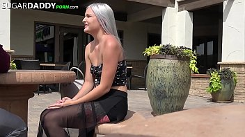 Watch College Teen Blonde With Big Booty Loves Getting Fucked By Older Men For Fun preview