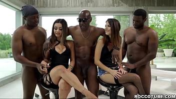 Wild Group Sex with Martina Smelardi and Sara Belle