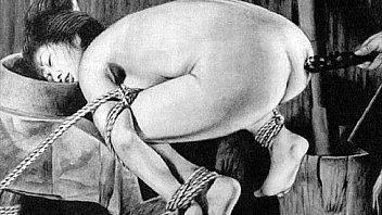Slaver til reb japansk kunst...