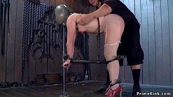 Sissy in bondage