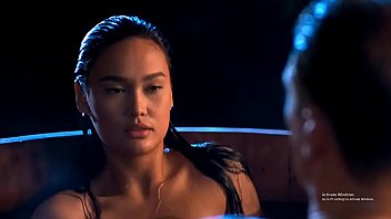 Tia Carrere Hot Celeb film...