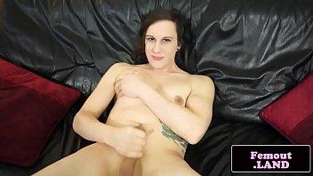 Bbw big boobs handjob