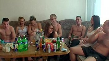 the party is over and anal sex orgy Thumbnail