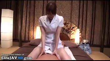 Jav hottest body massage with beautiful masseuse