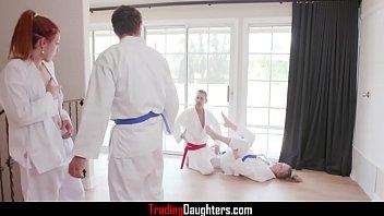 Karate Dads Fuck Yellow Belt Daughters