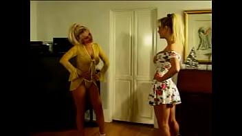 Catfight - Nude Lesbian Wrestling - Tanya Danielle vs. Sexy