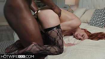 Husband Hires Big Black Cock To Fuck And Cum Inside White Wife