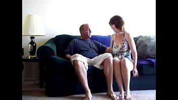 Mature brunette with small tits masturbating before she gets fucked
