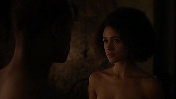 Missandei | Grey Worm | Nathalie Emmanuel | Game Of Thrones | Sex scene