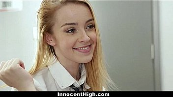 Innocent High - Slutty Teen (Alexia Gold) Seduce And Fucks Teacher
