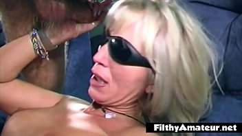 Vintage threesome with nasty nympho milf