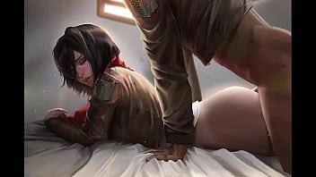 Mikasa creampie pussy advise
