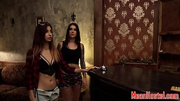 BDSM teens banged at horror hostel - XNXX COM