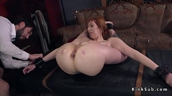 Bright redhead girl in bondadge and gaged getting fucked hard Redhead Bondage Search Xnxx Com