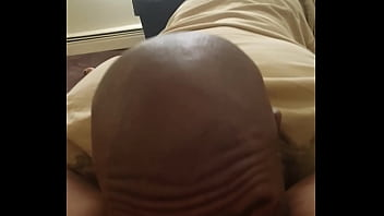 Young black slut gets fucked hard