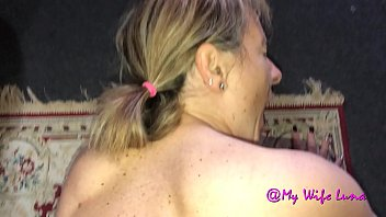 Wife anal doggystyle