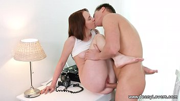 Teeny Lovers - Passionate sex Molly Oquinn on a soft rug