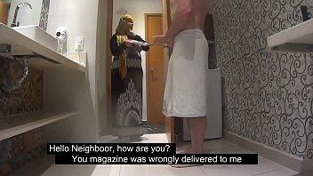 Sexo proibido, tirando a virgindade da vizinha muçulmana