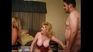 Hot mature Beth Morggan on sofa gets fucking in different positions by dong