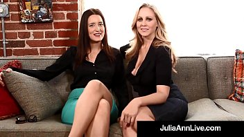 Multiple Award Winning Milf Julia & Brunette Guest Kimberly Kane make their viewers submit with JOI & filthy nasty verbal abuse that makes us cum! Full Video & Julia Live @JuliaAnnLive.com