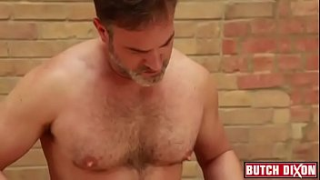 Hairy daddy Kristofer Weston